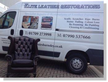 Elite Leather Restorations